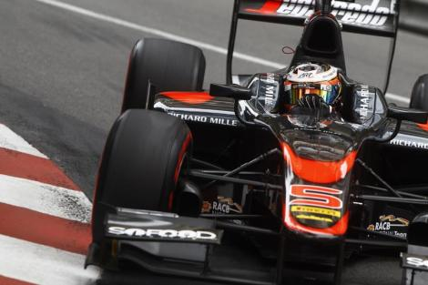 Stoffel Vandoorne ganhou mais uma corrida Feature, agora no Mónaco
