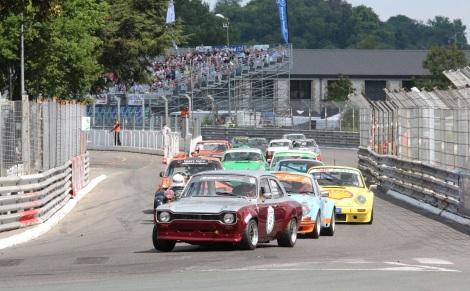 Miguel Ferreira/Pina Cardoso ganharam o GP Histórico de Pau