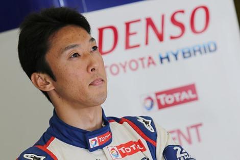 Kazuki Nakajima fraturou uma vértebra em Spa e pode não ir a Le Mans