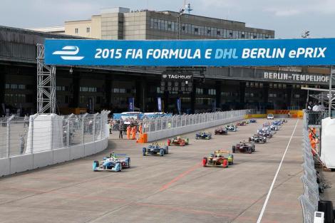 A Fórmula E pode ganhar uma nova marca na próxima temporada, a Citroën