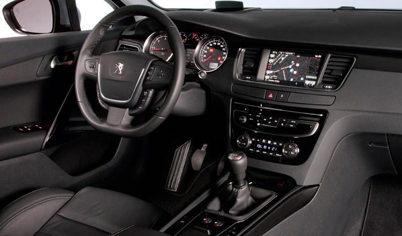 Peugeot 5008 o 508 sw wroc awski informator internetowy for Interior 508 peugeot