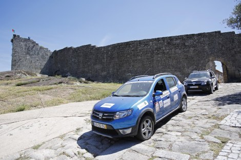 A 4ª Aventura Dacia 4x2 já tem as inscrições esgotadas