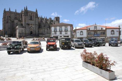 A Land Rover Rota Histórica vai ter uma edição comemorativa em Outubro