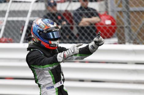 Richie Stanaway conquistou no Mónaco a sua primeira vitória na GP2