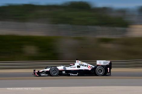 Will Power venceu calmamente o GP de Indianapolis