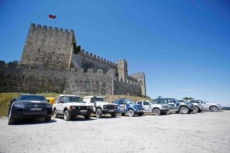 """O castelo de Montemor-o-Velho foi um dos """"conquistados"""""""