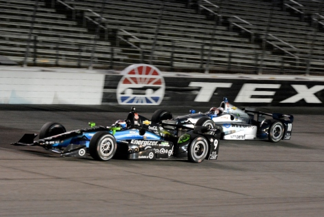 Scott Dixon venceu a Firestone 600 no Texas