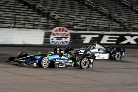 Scott Dixon venceu a Firestone 600 no Texas