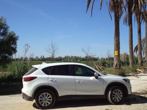 A Mazda ofereceu ao CX-5 um caráter mais interactivo com o condutor e passageiros