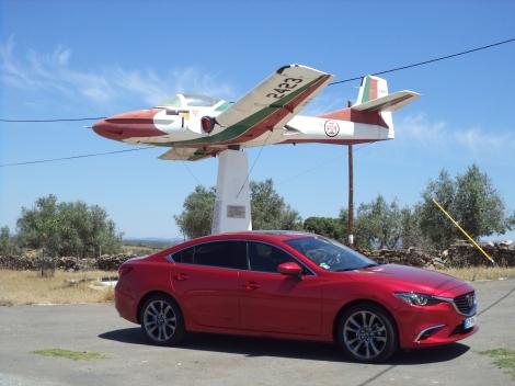 """O Mazda6 é uma excelente alternatica aos """"tradicionais"""" segmento C ocidentais"""