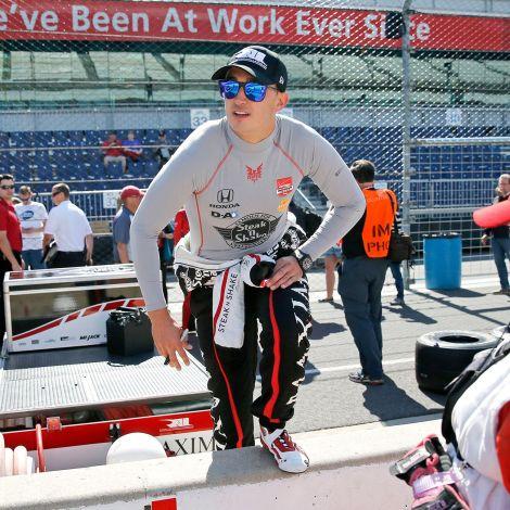 Graham Rahal conqusitou a sua segunda vitória na IndyCar em Fontana