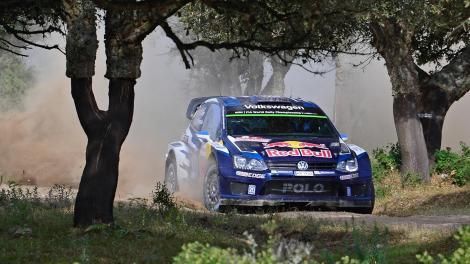Sébastien Ogier regressou aos triunfos na Sardenha