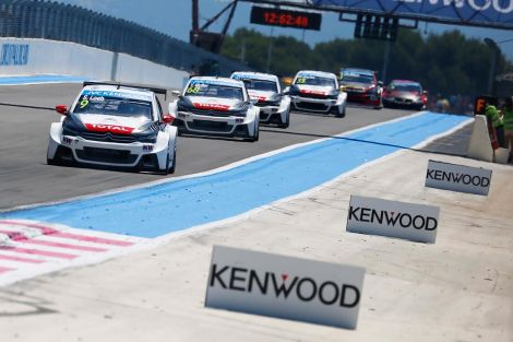 A Citroën dominou como quis no Paul Ricard