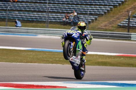 Valentino Rossi venceu o MotoGP em Assen