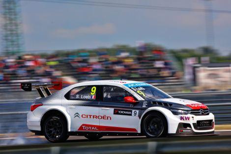 Sébastien Loeb regressou às vitórias
