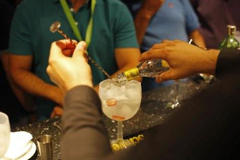 A arte de fazer gins tónicos by Renault...