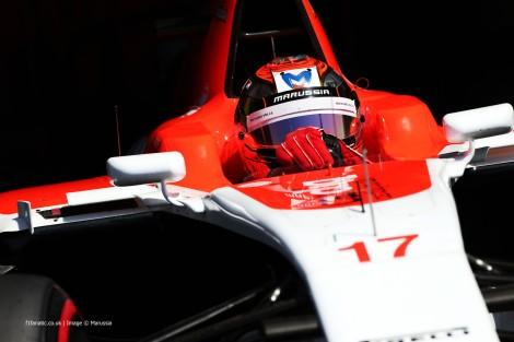 O nº 17 vai deixar de ser usado na F1