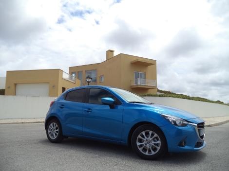 """O Mazda2 é um """"3"""" mais pequeno e com a mesma qualidade"""