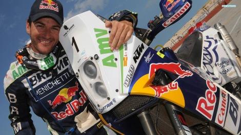 Marc Coma vai dedicar-se à organização do Dakar já em 2016