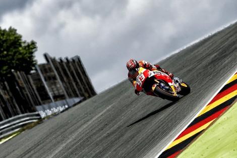 Marc Márquez voltou aos triunfos no MotoGP