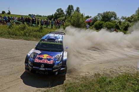 Sébastien Ogier venceu o Rali da Polónia e consolidou a liderança no WRC