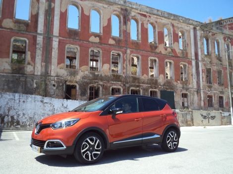 Renault Captur dCi 90 EDC Exclusive (Fotos: ???)