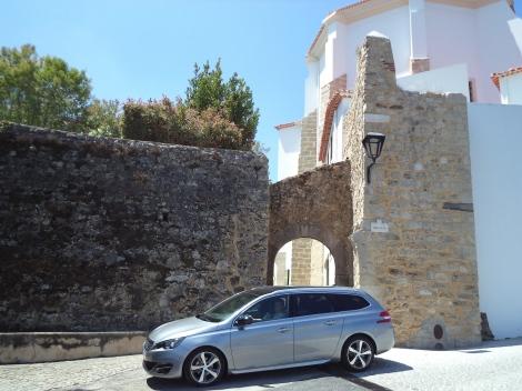 Peugeot 308 SW 1.6 BlueHDi 120 GT Line (Fotos: Castelo de Ourém)