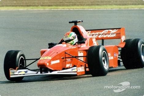 Em 2001 foi campeão na F3000 com a Nordic