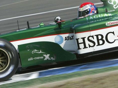 GP da Alemanha 2003 (Jaguar)