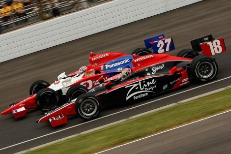 Indy 500 de 2010 com a D&R Reinbold