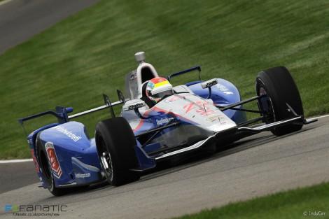 Justin Wilson (Indy 500, 2015)