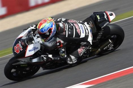 Johann Zarco dominou nas Moto2