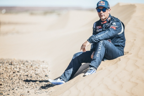 Loeb vai estrear-se no Dakar com um Peugeot 2008 DKR 16