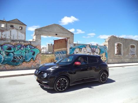 Nissan Juke Nismo RS (Fotos: Póvoa de Santa Iria)