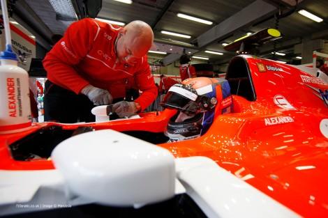 Alexander Rossi vai estrear-se finalmente na F1 em Singapura