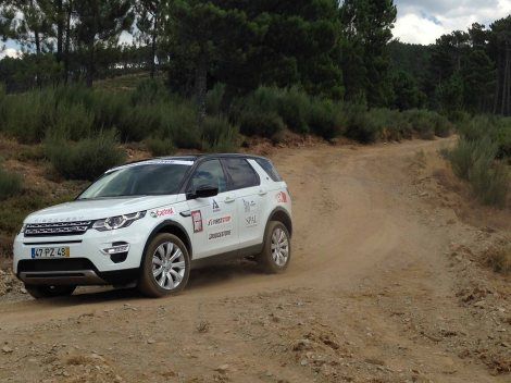 A edição dos 25 anos da Land Rover Rota Histórica vai ser de 16 a 18 de Outubro