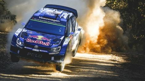 Sébastien Ogier já garantiu o terceiro título de campeão no WRC