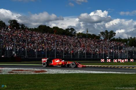 Vettel foi um tranquilo 2º classificado no GP de Itália