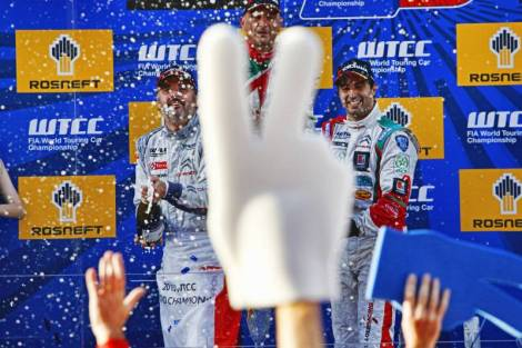 A WTCC já venceu o título de Construtores