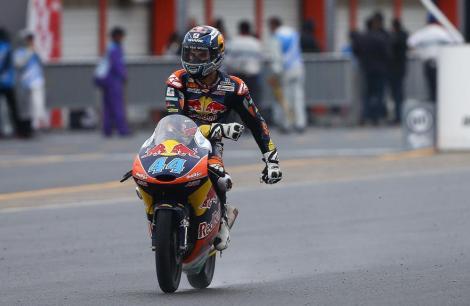 Miguel Oliveira foi 2º em Motegi e ficou mais perto do 'vice' nas Moto3