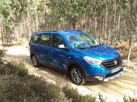 Dacia Lodgy 1.5 dCi 110 Stepway
