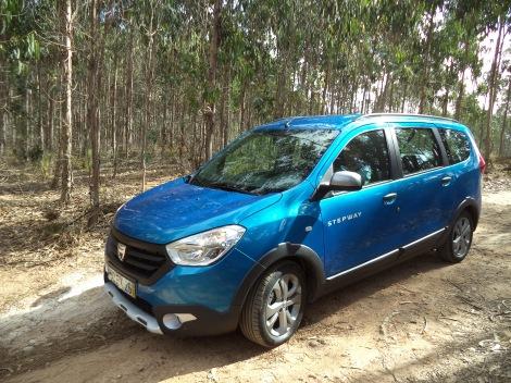 O Dacia Lodgy 1.5 dCi 110 Stepway custa menos de 20 mil euros