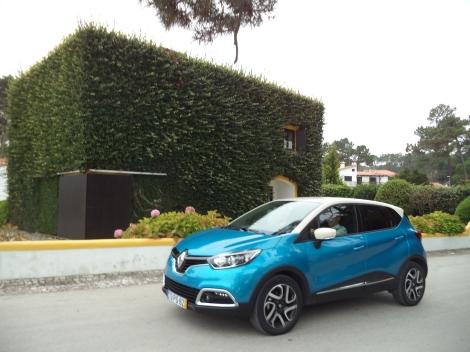 Renault Captur 1.5 dCi 110 Exclusive (Fotos: Casais do Pinhal Velho e Aldeia da Lapinha, Lagoa de Óbidos)