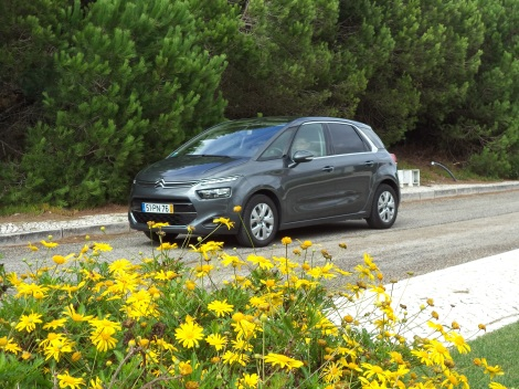 Citroën C4 Picasso 1.2 THP 130 Intensive (Fotos: Praia d'El Rey)
