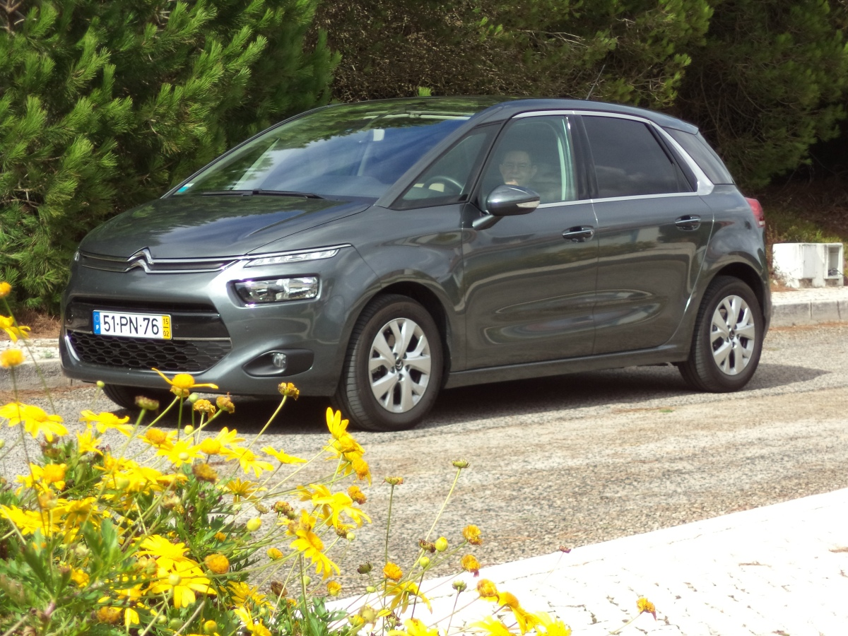 Citroën C4 Picasso 1.2 THP 130 Intensive
