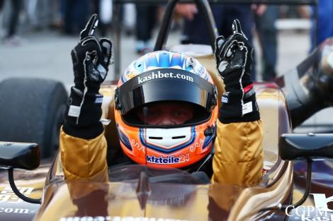 Felix Rosenqvist vai defender a vitória conquistada em 2014