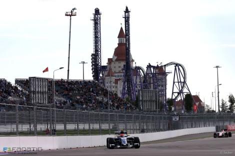 Felipe Nasr pontuou uma vez mais ao ser sexto