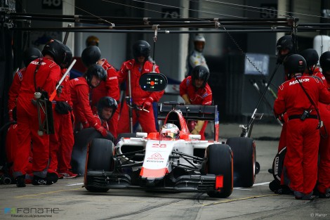 A Manor vai usar motores Mercedes em 2016
