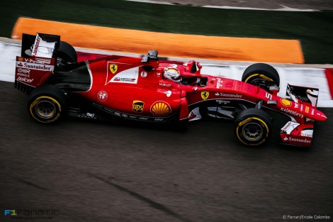 Sebastian Vettel foi outra vez 2º classificado
