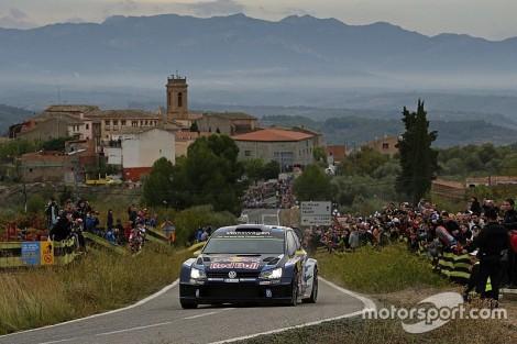 Andreas Mikkelsen venceu a sua primeira prova do WRC em Espanha